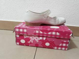 Zapatos niña de Comunión