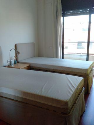 camas electricas, mesitas y cabeceros