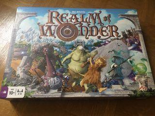 Realm of wonder juego de mesa