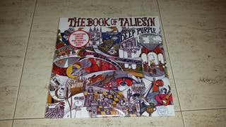 DEEP PURPLE Vinilo The Book Of Taliesyn