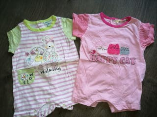 Pijamas bebé 6 meses