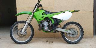 kawasaki kx 250cc 2t cross