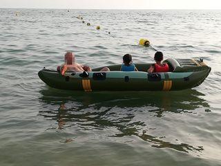 barca canoa