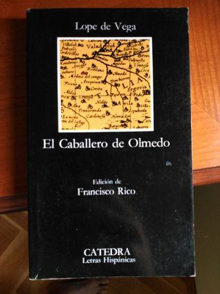 OFERTA !!! Libro El caballero de Olmedo