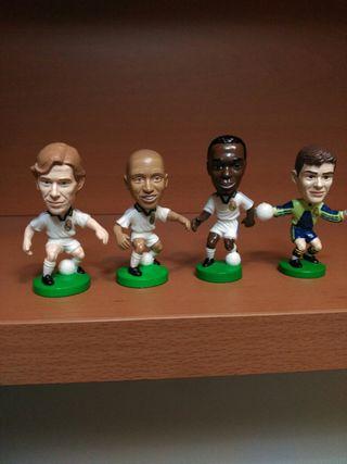 Figuras Real Madrid año 2001