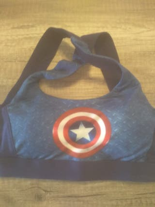 Top Capitán América