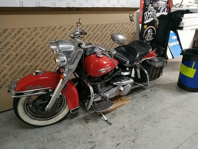 Harley Davidson - Electra Glide