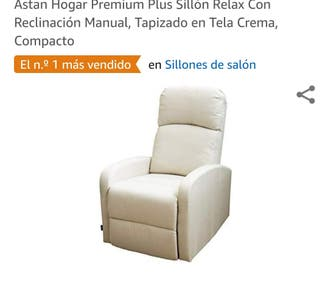SILLON AUTORECLINABLE PREMIUM