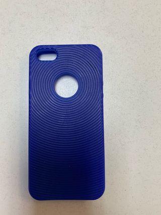 Funda protectora silicona iphone 5