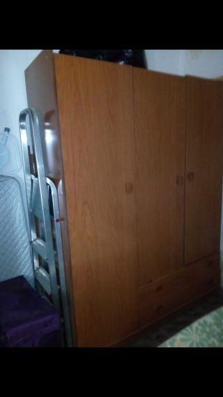 Habitación completa armario + cama + cabecero