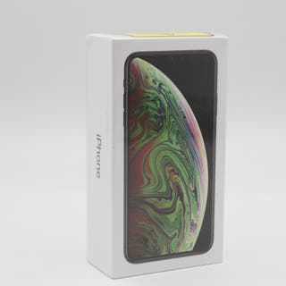 iPhone XS Max Space Gray de 256Gb Nuevo E333576
