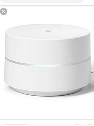 Repetidor Wifi Google Home