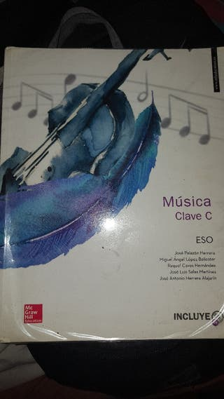 Libro 4° eso Musica