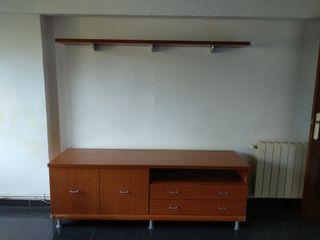 Estantería + mueble