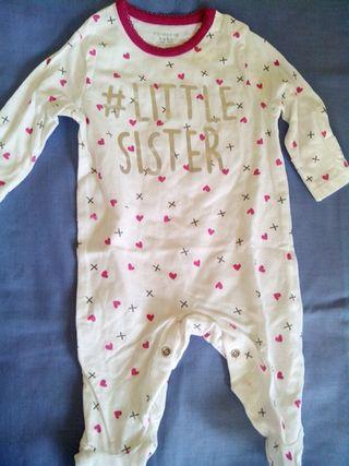 pijama de bebe 0-3 meses