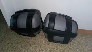 Maletas laterales bmw F800
