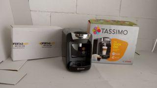 Bosch TAS3202 Tassimo Suny Cafetera multibebidas
