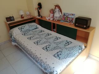 Sofa-cama con almacenage