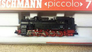 Locomotora escala N