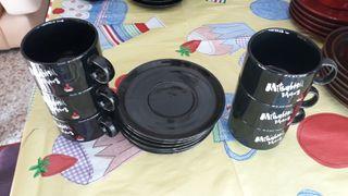set tasas cafe