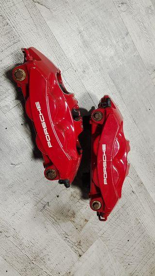 Frenos 4 pistones Porsche 911/991
