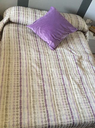 Colcha edredón para cama 135