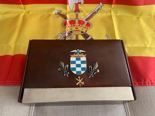 Caja tabaquera de la Legion