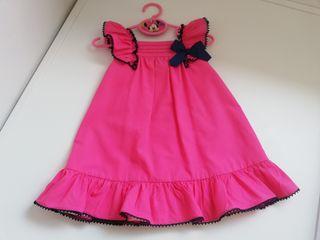 Vestido bebé niña