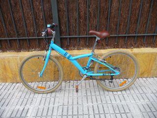 Bicicleta de paseo niña