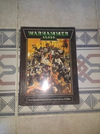 Reglamento Warhammer 40K. 4° Edición