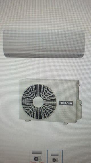 aire acondicionado Hitachi ras-e10hc