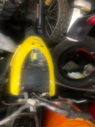 DESPIECE DERBI HUNTER 50
