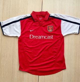 Camiseta fútbol Arsenal Retro