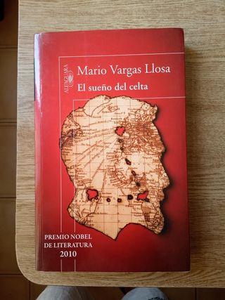 El sueño del celta. Mario Vargas Llosa.
