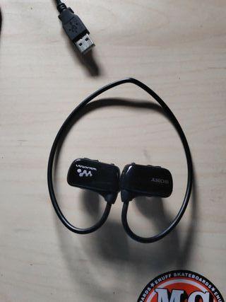 auriculares Sony mp3