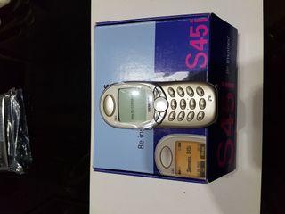 Teléfono móvil Siemens S45i - vintage