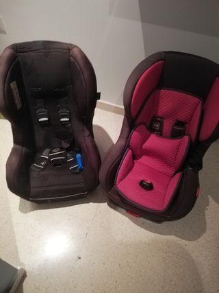 sillas de coche grupo 0-1-2-3