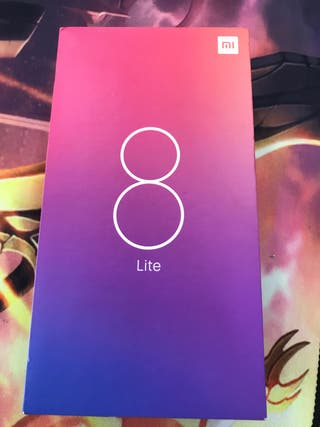 Xiaomi Mi 8 Lite Mid Night