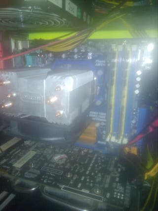 pc pack componentes procesador ram placa base