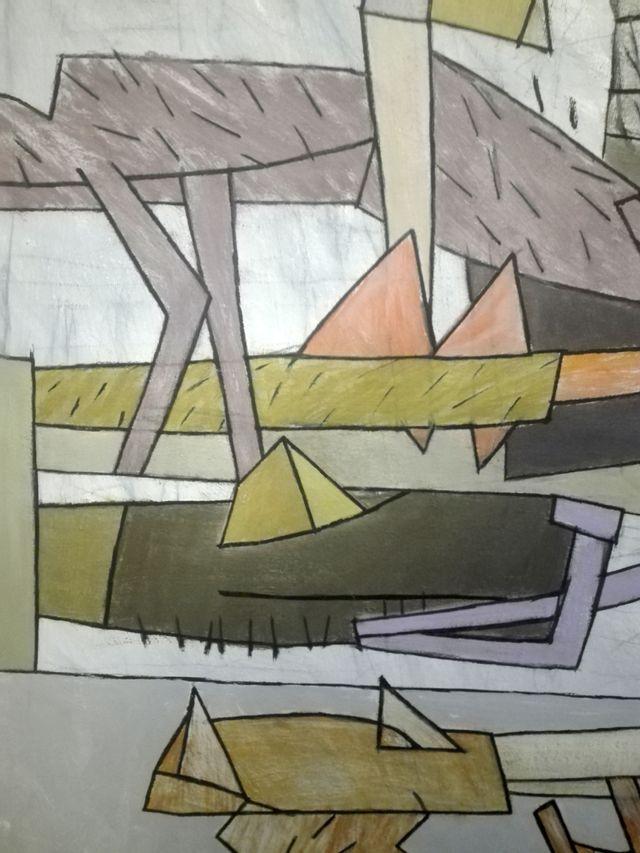 Pintura óleo sobre lienzo. Adrián Moya.