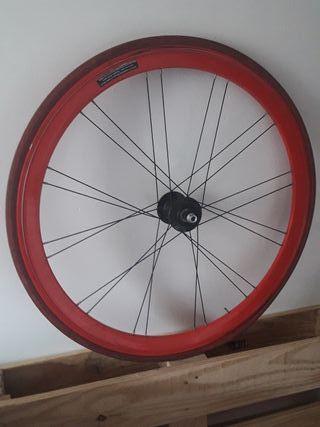 front wheel fixie 700
