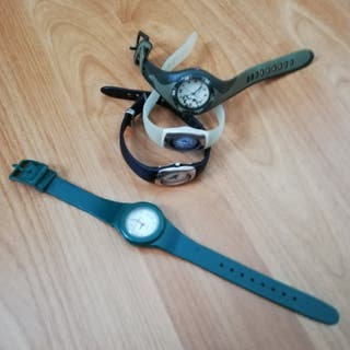 Set de relojes deportivos mujer