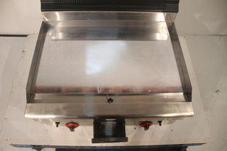Cocina 2 fuegos sobremesa horizontal 72x57x35 cm