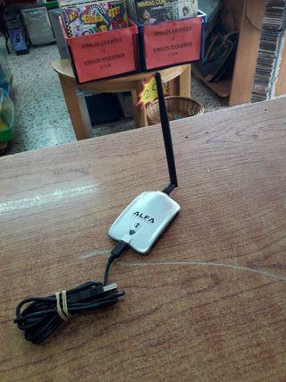ADAPTADOR USB WI-FI ALFA