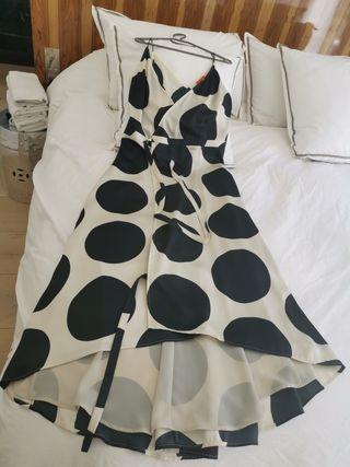 vestido alba conde 42