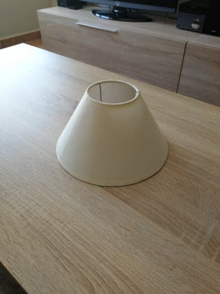 Pantalla para lampara