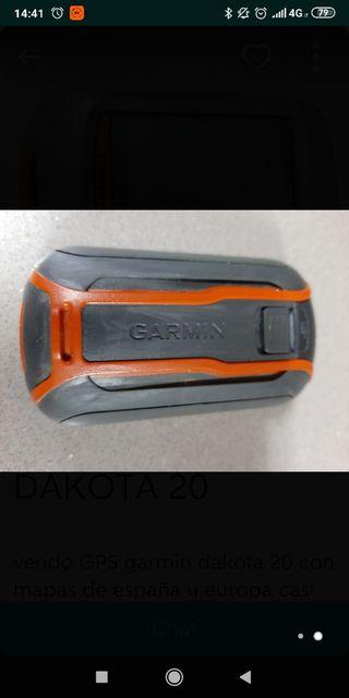 Garmin Dakota 20