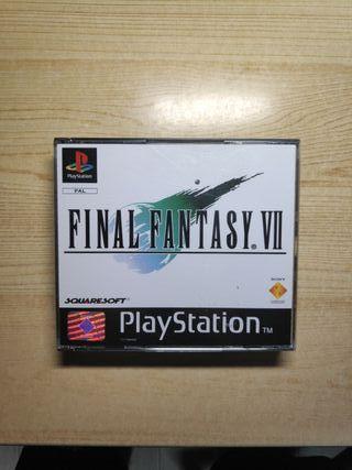 Final Fantasy VII de PlayStation 1