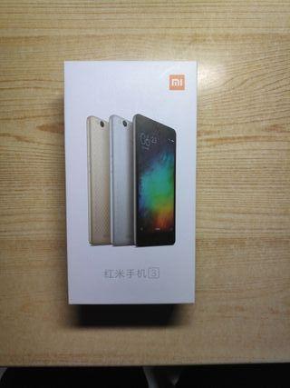 Caja original Xiaomi redmi 3