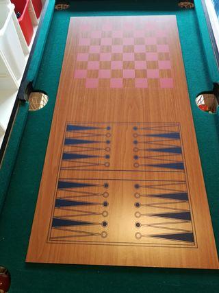 mesa multi juegos